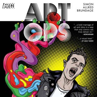 Art Ops #2 Review