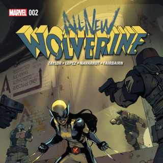 All-New Wolverine #2 Review