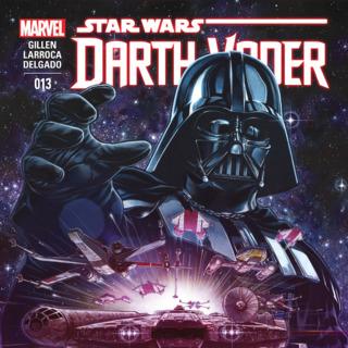 Darth Vader #13 Review
