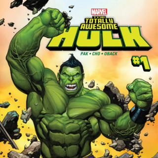 Totally Awesome Hulk #1 Review