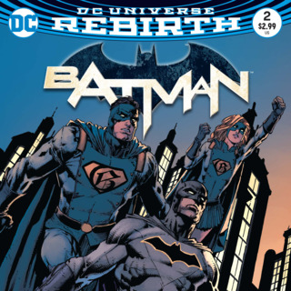 Batman #2 Review