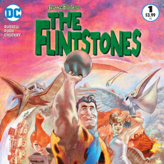 The Flintstones #1 Review