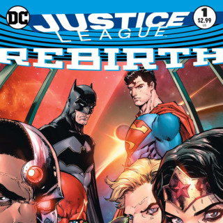 Justice League Rebirth #1 Review