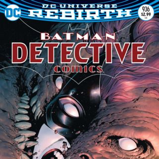 Detective Comics #936 Review