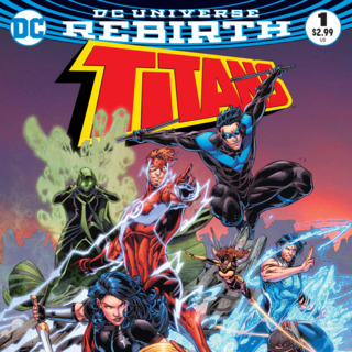 Titans #1 Review