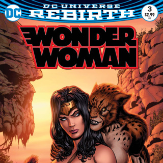 Wonder Woman #3 Review