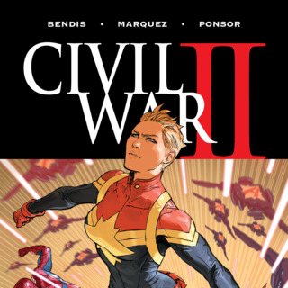 Civil War II #4 Review