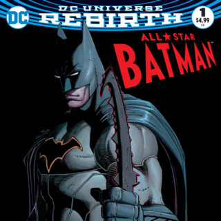 All Star Batman #1 Review