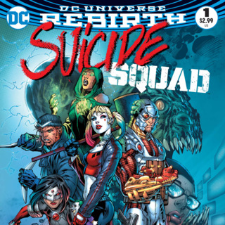 Suicide Squad #1 Review