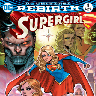 Supergirl #1 Review