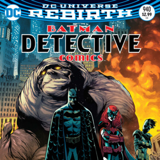 Detective Comics #940 Review
