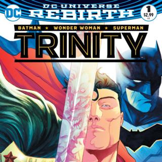 Trinity #1 Review