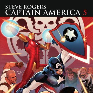 Captain America: Steve Rogers #5 Review