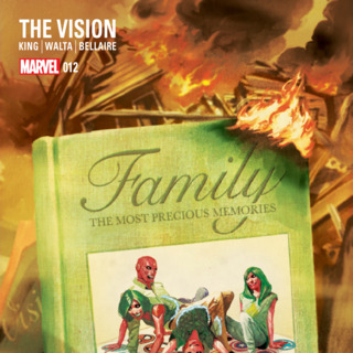 Vision #12 Review