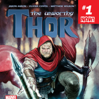 Unworthy Thor #1 Review