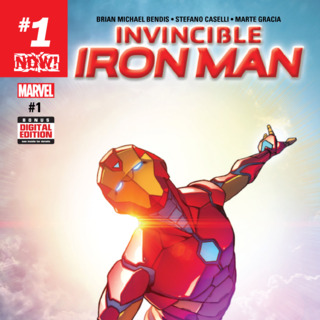 Invincible Iron Man #1 Review
