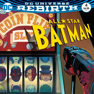 All Star Batman #4 Review