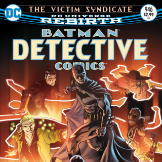 Detective Comics #946 Review