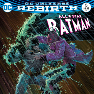 All Star Batman #5 Review