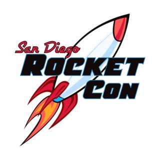 San Diego Rocket Con Exclusive Variant Cover