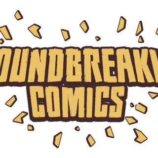 Groundbreaking Comics Exclusive Variant Cover