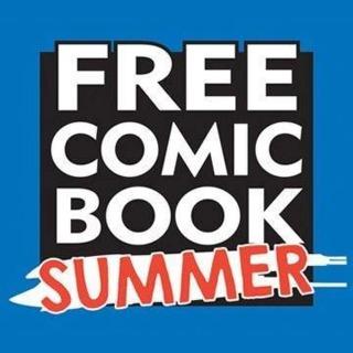 Free Comic Book Summer