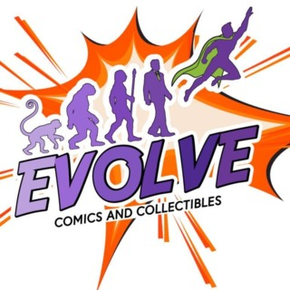 Evolve Comics and Collectibles Exclusive Variant Cover