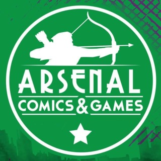 Arsenal Comics and Games Exclusive Variant Cover
