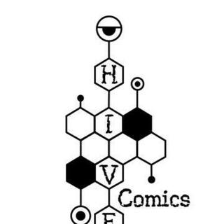 Hive Comics Exclusive Variant Cover