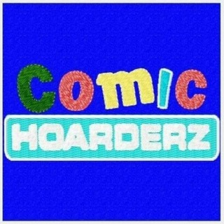 Comic Hoarderz Exclusive Variant Cover