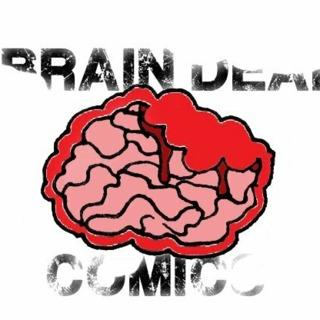 Brain Dead Comics Exclusive Variant Cover