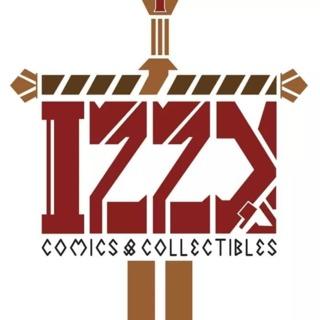 Izzy's Comics Exclusive Variant Cover
