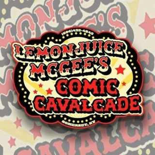 Lemonjuice McGee's Comic Calvacade Exclusive Variant Cover