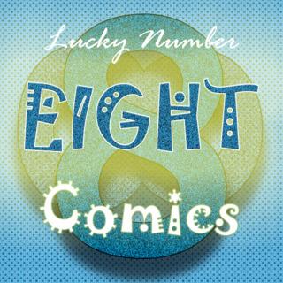 Lucky Number Eight Comics