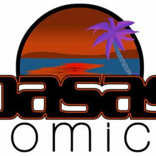 Oasas Comics Exclusive Variant Cover