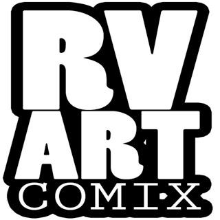 RV Art Comic