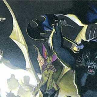 Kingdom Come Batwoman
