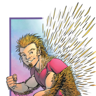 Porcupine Pete