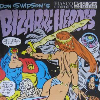 Bizarre Heroes 5