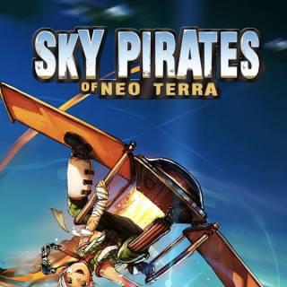 Sky Pirates Of Neo Terra