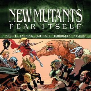 New Mutants 32