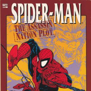 Spider-Man: The Assassin Nation Plot TPB