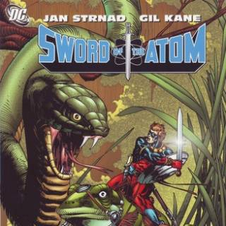 Sword of the Atom TPB cover