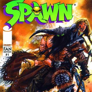 Spawn - Fan Edition #1