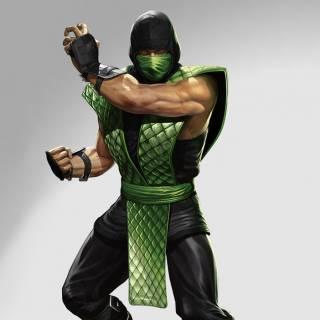 Classic Reptile MK9 Alt Costume