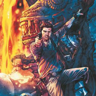 Uncharted Issue 5 Mico Suayun