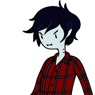 Marshall Lee the Vampire King