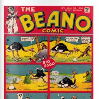 Beano no1