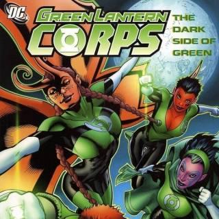 GLC The Dark Side of Green Cover