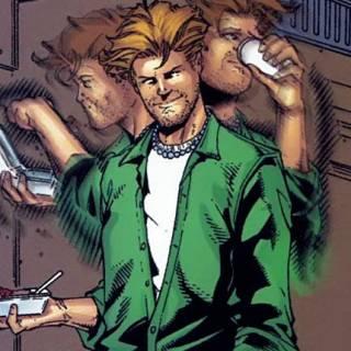 Barry West (The Kingdom: Kid Flash #1)